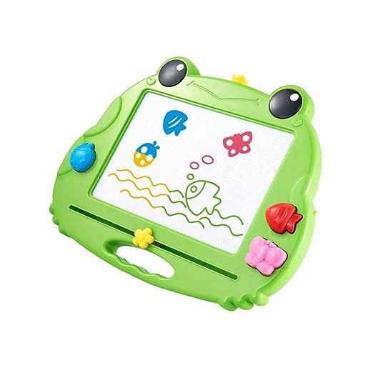 LFIM Pizarra magnética para Dibujar para niños, Colorida Tabla de ...