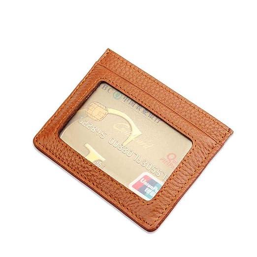 WngLei Anti-magnético RFID Paquete de Tarjeta de Bus de ...