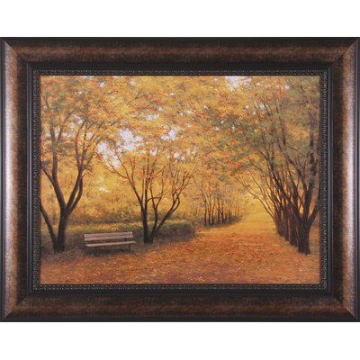 Yellow Gold Framed - 9