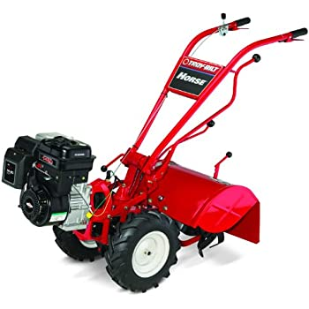 Troy-Bilt Horse 305cc Briggs & Stratton 1450 Series 12-Inch Forward Rotating Rear Tine Tiller
