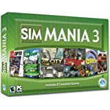SimMania 3 (Sim Copter / Sim Golf / Sim City 3000 / Sim Theme Park / Sim Coaster / Sim Safari)