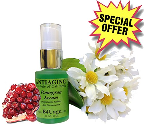 Pomegran Serum Anti Aging Anti Age Spots, removes Dark Sp...