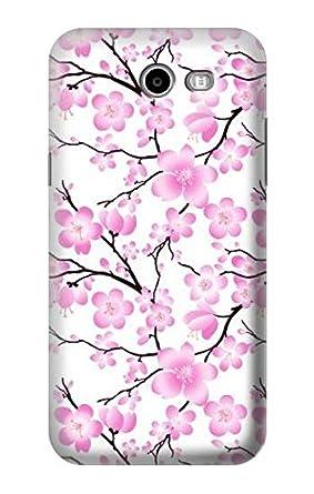 Amazon.com: r1972 Sakura flores de cerezo carcasa para ...