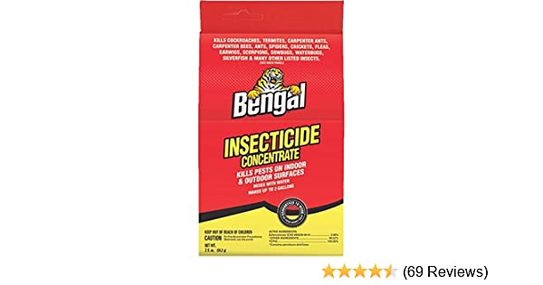 Amazon Bengal Products Inc 33112 Insecticide Concentrate