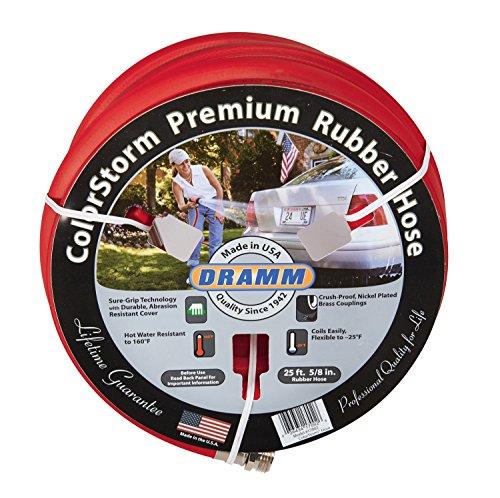 Dramm 17101 ColorStorm Premium Rubber Hose 5/8