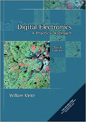 Digital Electronics A Practical Approach with VHDL