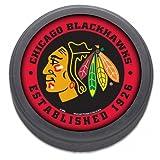 WinCraft NHL Chicago Blackhawks Hockey Puck