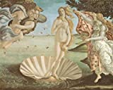 The Birth of Venus by Sandro Botticelli Poster Print, 20x16