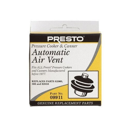 Automatic Pressure Cooker Air Vent