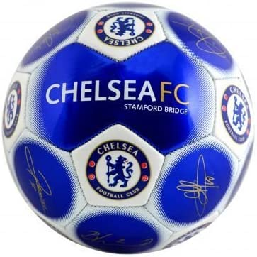 Chelsea FC oficial de fútbol 5 tamaño: Amazon.es: Deportes y aire ...