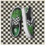 Vans Kids X Marvel Classic Slip-On Skate Shoe