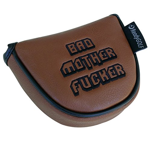 ReadyGolf - Bad Mother Fucker Mallet Putter Cover