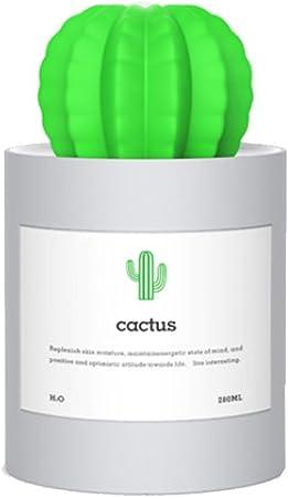 Cute Cactus Desktop USB Air Humidifier