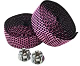 #3: Yowanted New Unique Silicone Honeycomb Bicycle Road Bike Handlebar Tape