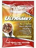 Champion Performance, Ultramet Low Carb, Chocolate Fudge flavor, 56-Grams, 20-Count