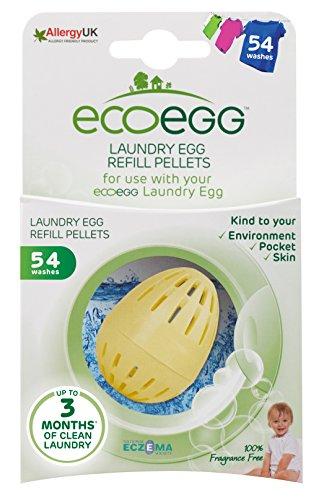 4f9c8215de87 Amazon.com  Ecoegg Laundry Egg Refill 210 Loads Spring Blossom  Home    Kitchen