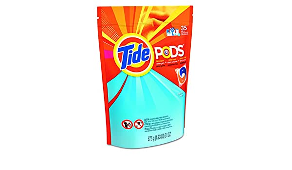 Amazon.com: Tide PGC 93126CT 00037000892588 Pods, Laundry Detergent, Ocean Mist (Pack of 140): Industrial & Scientific