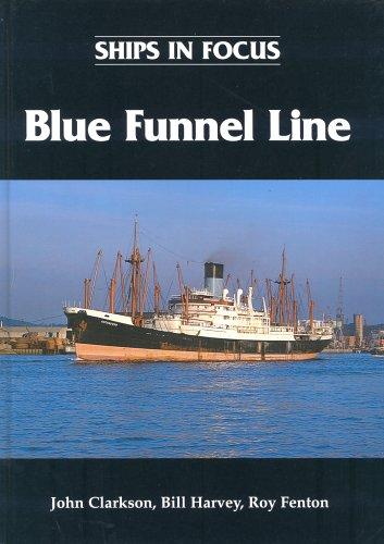 Ships Focus Blue Funnel Line