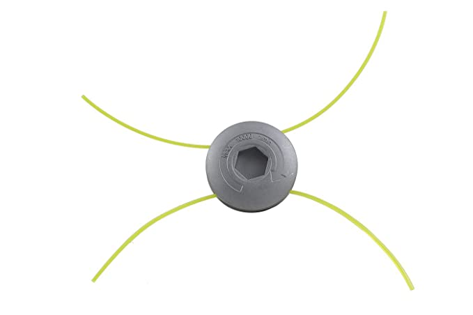 Cabeza universal para desbrozadora (carga rápida aluminio 2 - 8 ...