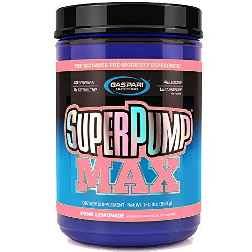 Super Pump Supplements - 3