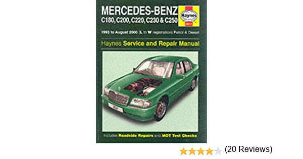 Mercedes benz c class petrol and diesel 1993 2000 service and mercedes benz c class petrol and diesel 1993 2000 service and repair manual haynes service and repair manuals a k legg r m jex 9781859605110 fandeluxe Choice Image