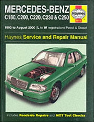 Mercedes benz c class petrol and diesel 1993 2000 service and mercedes benz c class petrol and diesel 1993 2000 service and repair manual haynes service and repair manuals first edition edition fandeluxe Images