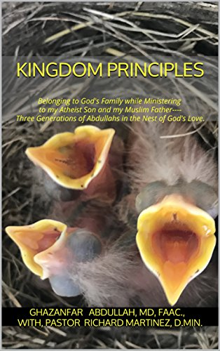 Kingdom Principles: Belonging to God's Family while