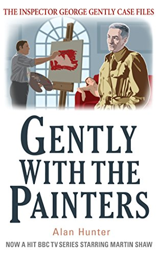 book cover of Gently with the Painters