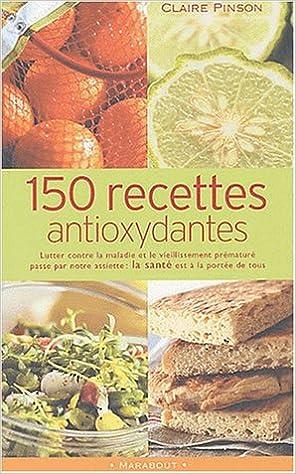 Lire 150 recettes antioxydantes epub pdf
