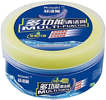 Limpiador de piel natural, multiusos, limpiador sin agua ...
