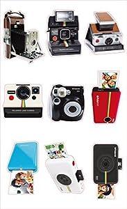 Polaroid Colorful & Decorative Stickers