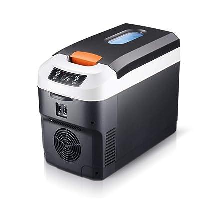 Ruima Car Home Mini Refrigerator 10l Car Home Dual Use Small Office Refrigerator Box Amazon Co Uk Kitchen Home