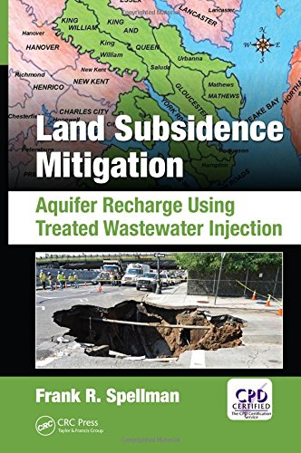 Land Subsidence Mitigation: Aquifer Recharge Using Treated Wastewater Injection