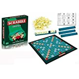 WP Scrabble Board Game for Kids and Adults - Best Family Fun Time