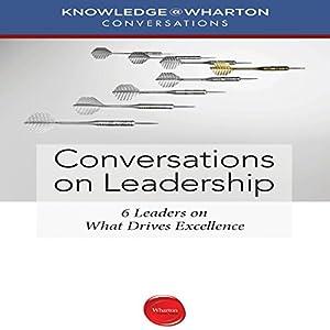 Conversations on Leadership Audiobook