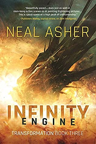 book cover of Infinity Engine