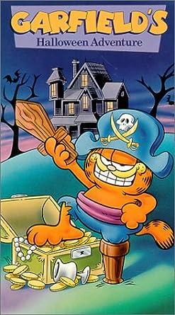 garfields halloween adventure