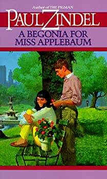 A Begonia for Miss Applebaum 0553287656 Book Cover