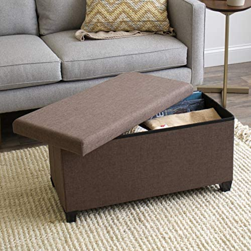 Humble Crew Storage Ottoman Bench