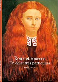 Roux et rousses : Un éclat très particulier par Xavier Fauche