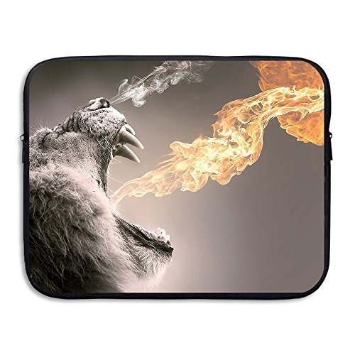 Speckle Pear (Drop-proof Laptop Sleeves Waterproof Computer Protective Bags Roar Tiger Fire Notebook Liner Package Tablet Case For MacBook Air Pro Ultrabook Dell Samsung 13 Inch)