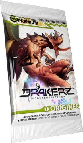 confrontación DRAKERZ-Starter-MELEON orígenes: Amazon.es: Juguetes y juegos