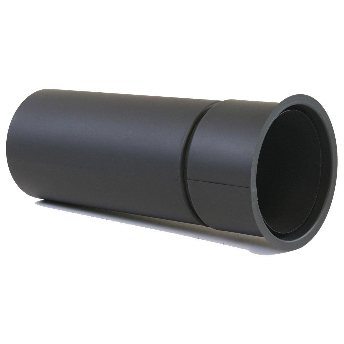Doppelwandfutter Ø 120 mm mit 300 mm Verlängerung Seno farblos BAUPROFI