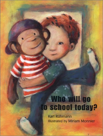 Read Online Who Will Go to School Today? pdf epub