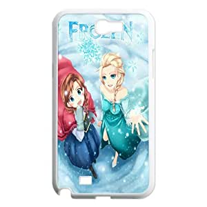 [MEIYING DIY CASE] For Samsung Galaxy Note 2 Case -Forzen - Let it go-IKAI0446949