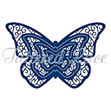 Tattered Lace Essentials Butterflies Cutting Die - ETL537