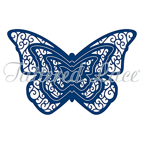 Tattered Lace Essentials Butterflies Cutting Die - ETL537 by Tattered Lace