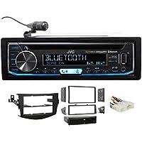 2006-2012 Toyota Rav4 1-Din JVC CD Receiver w/Bluetooth USB/iPhone/Android/XM