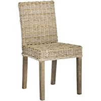 Safavieh Home Collection Grove Natural Dining Chair (Set of 2)