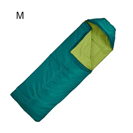 SWEET HONEY HIKING Saco de Dormir Momia Ultralight para Adultos,Aire Libre Camping Niños Saco